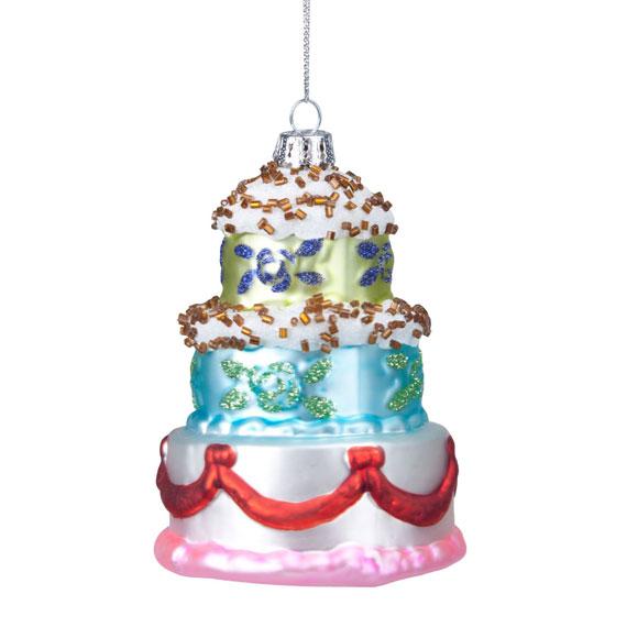 Baumschmuck Torte