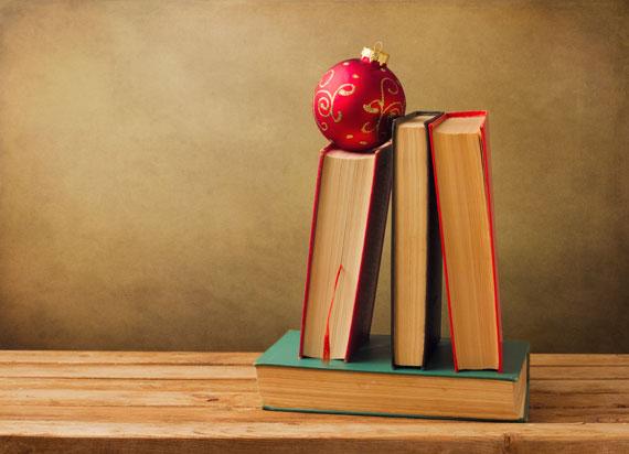 Backbücher zu Weihnachten