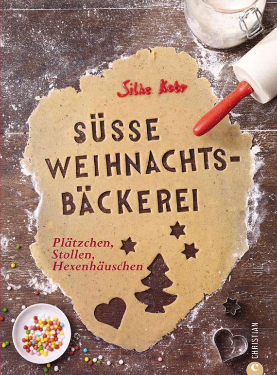 Backbücher zu Weihnachten vom Christian-Verlag
