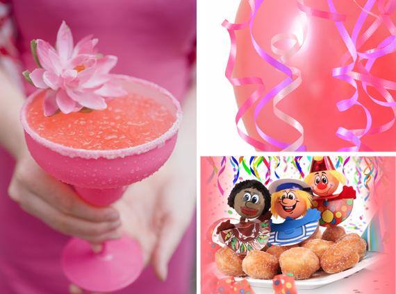 Miss Piggy-Cocktail zu Karneval