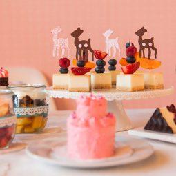 Kuchen Rezepte und Ideen für kleine Häppchen mit toller Deko