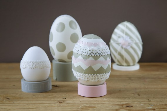 Ostern-Oster-Eier-Kaffee-Tisch-Dekoration