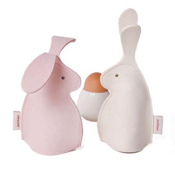 Ei-Eier-Ostern-Kuchen-Kaffee-Filz-Hasen-Eierwaermer
