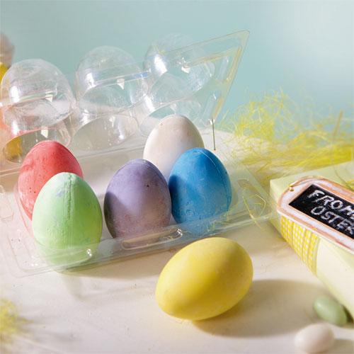 Ei-Eier-Ostern-Kuchen-Kaffee-Kreide