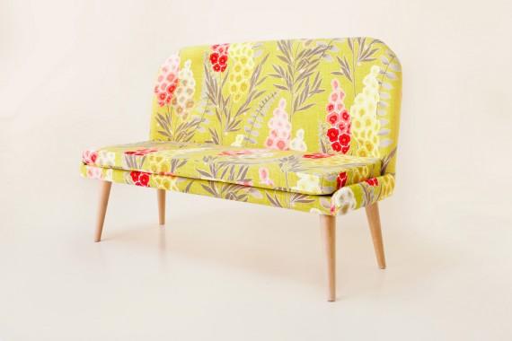 Zweisitzer-Sofa Fyfties