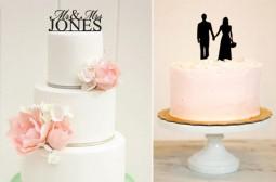 HOCHZeit auf der Torte – hier gibt's die süßesten Hochzeitstortenfiguren