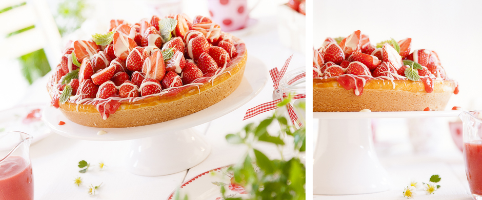 Sommer-Zeit ist Erdbeeren-Zeit!Die Königin der Beeren hat Hauptsaison
