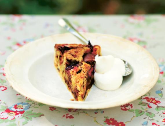 Schweden-Kirsch-Kuchen-Torten-Leila-Lindholm