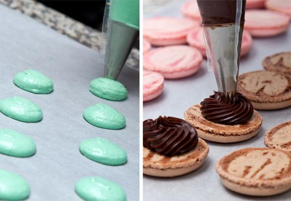 Préparation de Macarons #5