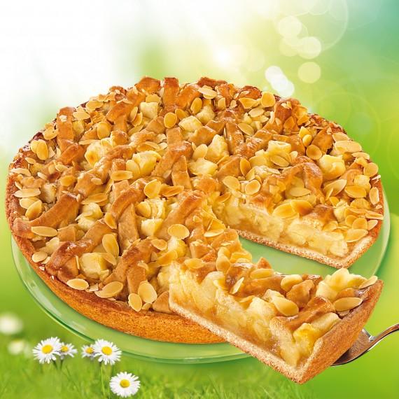 Altboehmischer Apfelkuchen Conditorei Coppenrath und Wiese