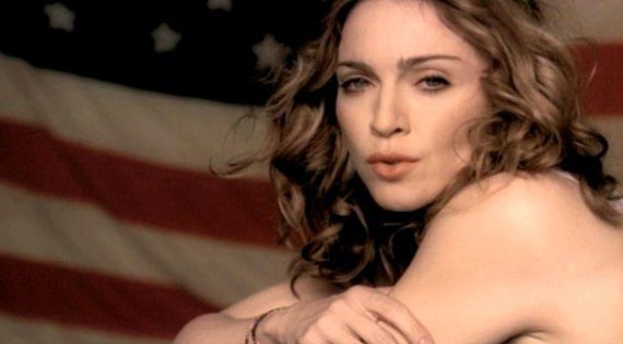 TapeTV Madonna American Pie