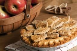 Die Apfel-Kuchen Geschichte