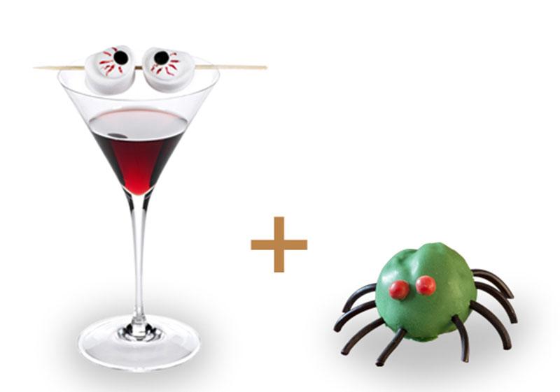 Das perfekte Halloween-Getränk zum Party-Snack