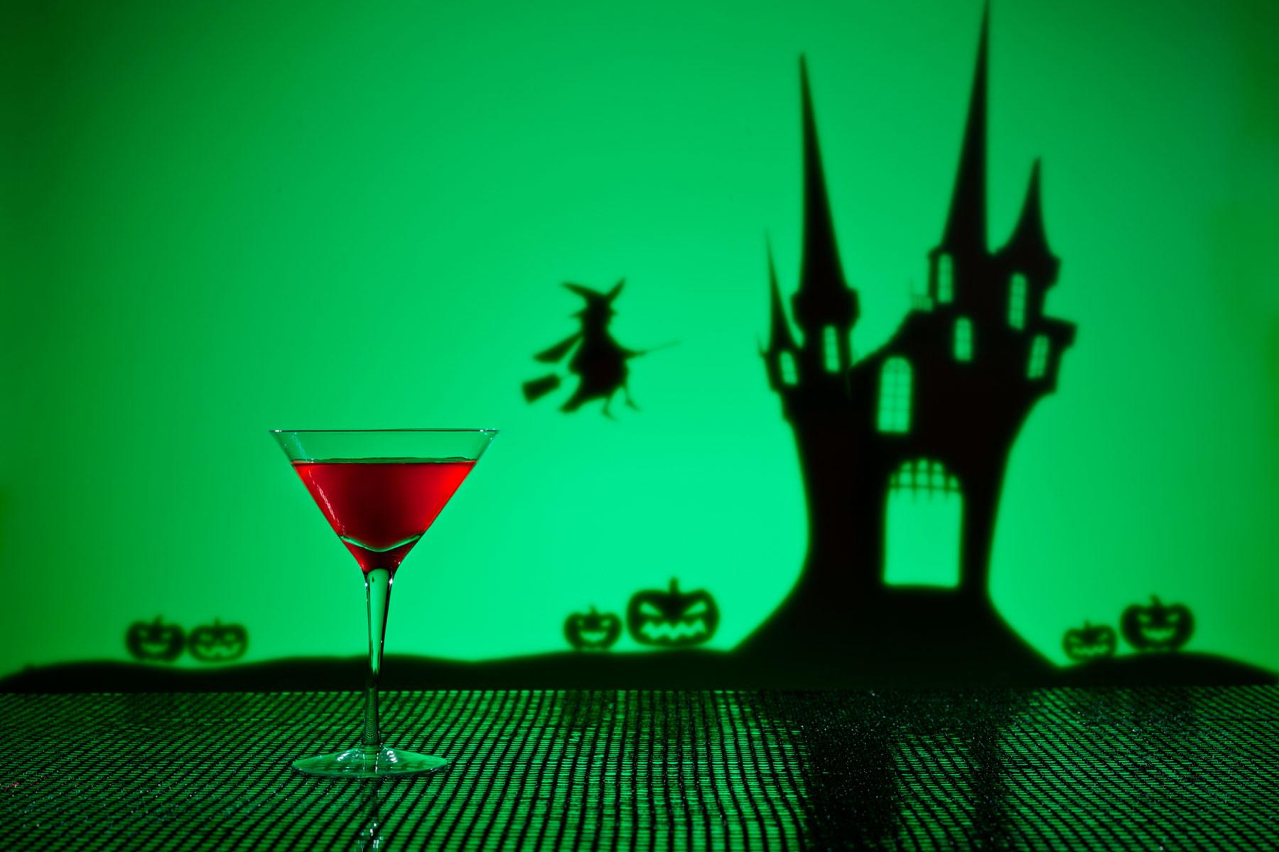 Das perfekte Halloween-Getränk zum Party-Snack 4