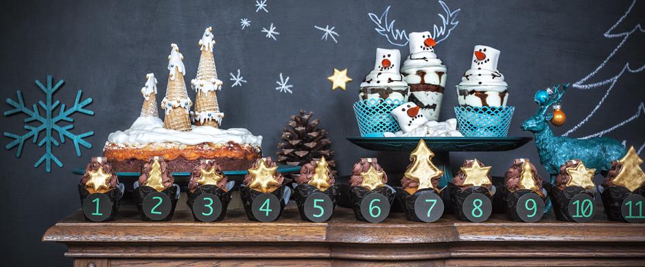 Advent, Advent...Süße Momente mit Kuchen und Co.