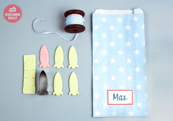 Geschenktuete_Material