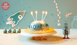 Ready for space-party? – Galaktischer Kindergeburtstag!