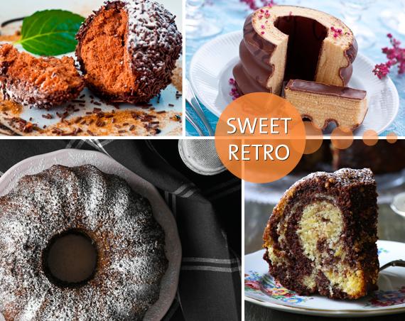 Retro Food süß