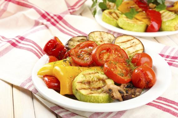 Gemüse_Grillen