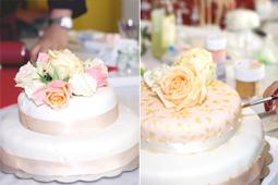 Rückblick auf den Hochzeits-DIY-Workshop von Kuchenkult und DaWanda
