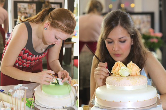 Hochzeits-DIY-Workshop-Verzierung-Hochzeitstorten