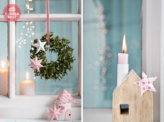 Weihnachtlicher apfelkuchen mit lebkuchen viele weitere ideen - Adventsdeko ideen ...