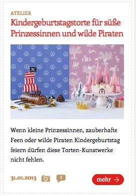 Kindergeburtstag-Prinzessin-Pirat