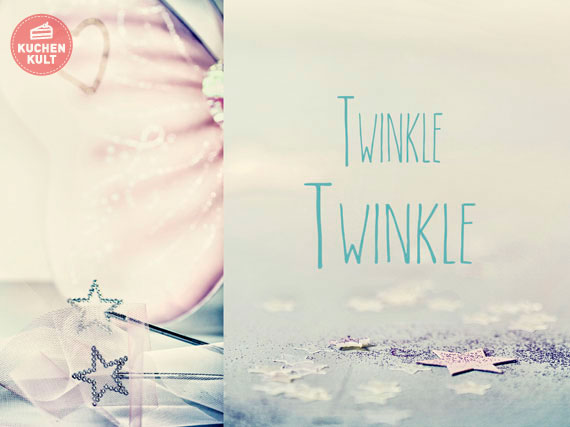 Twinkle Twinkle Fairy Kids Birthday Visual Statement