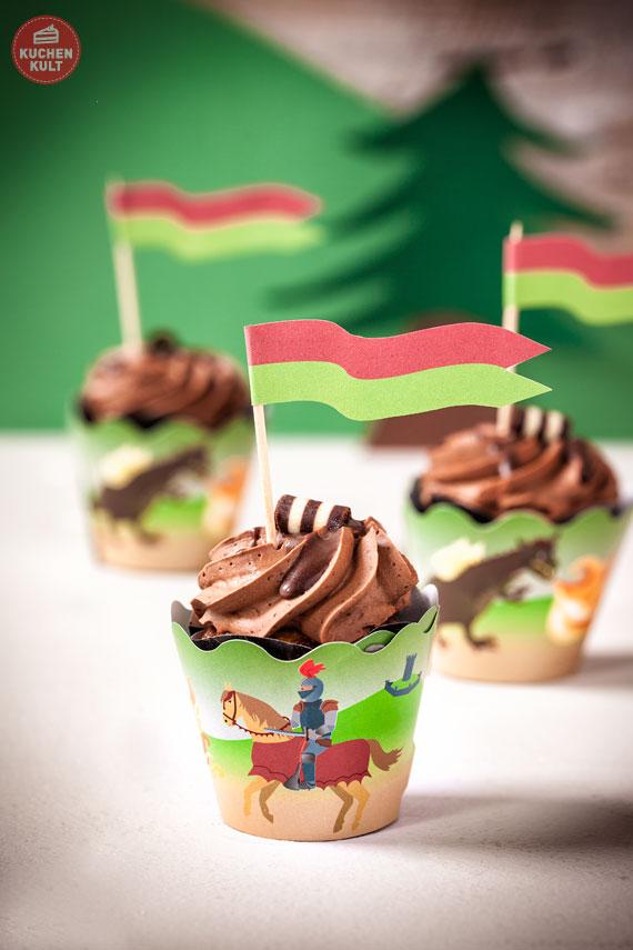 Sueßer Zauber Mousse au Chocolat aus der Conditorei Coppenrath und Wiese