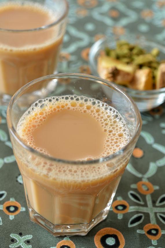 Chai Tee und seine Wirkung