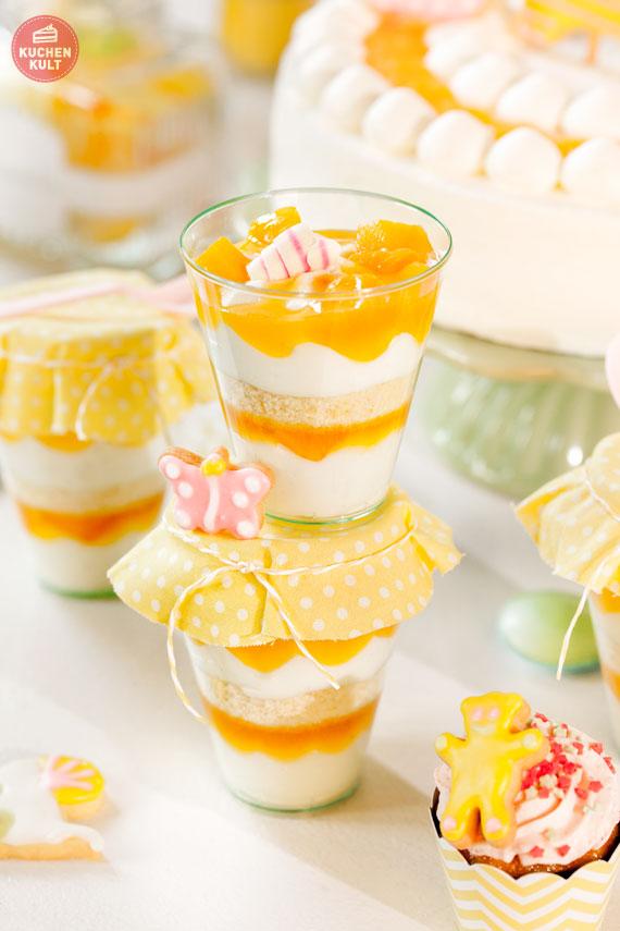 Coppenrath & Wiese Dessert Idee zum Verzieren