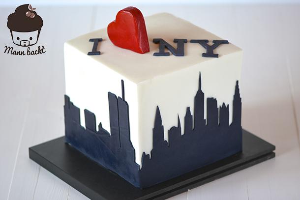 Skyline Torte New York