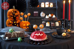 Gruselige Ideen für Halloween-Kuchen