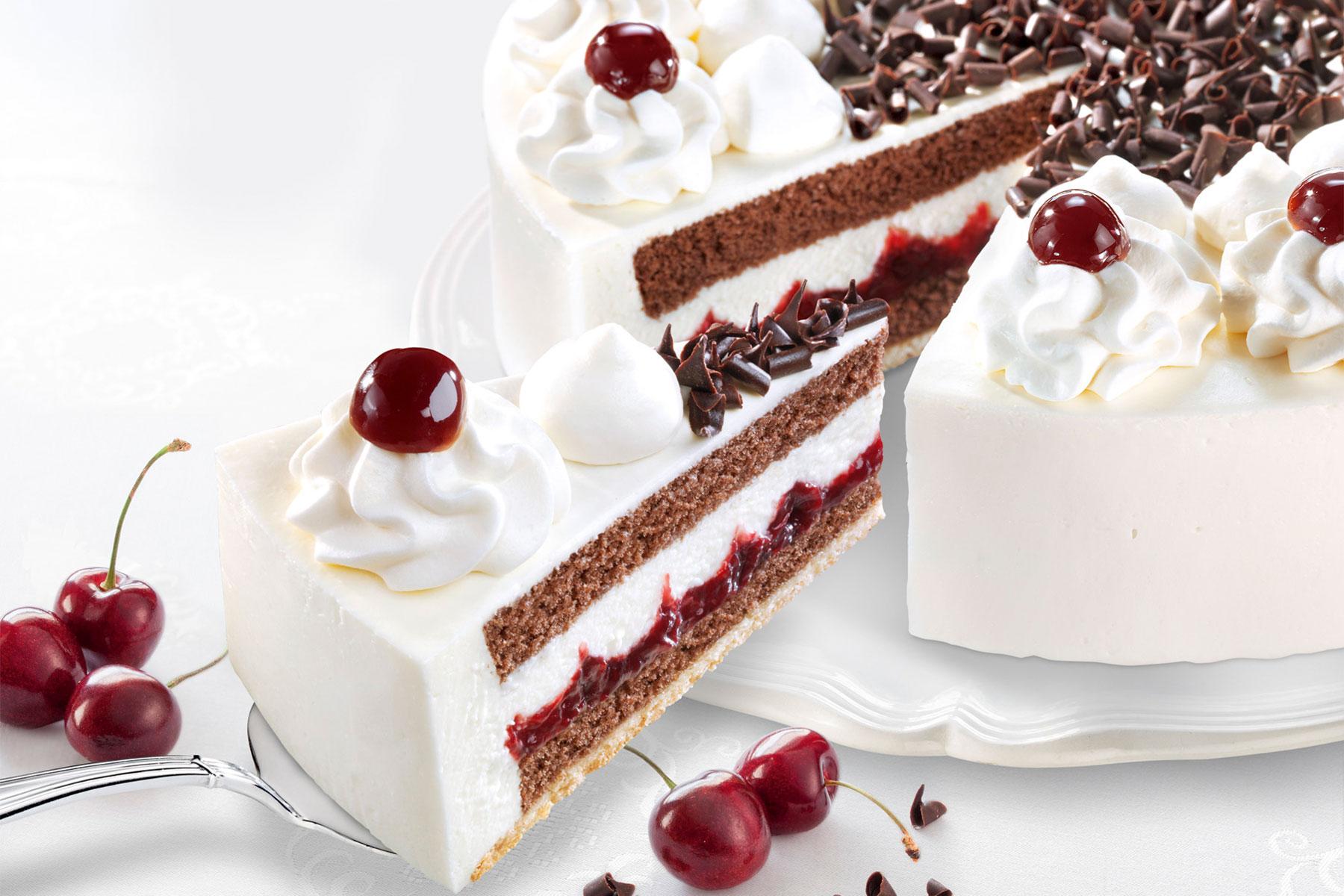 100 Jahre Schwarzwälder Kirsch-Torte!