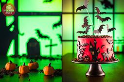 Halloween-Kuchen grauenhaft gut