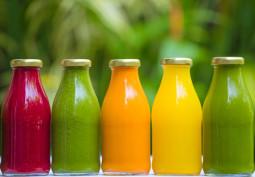 Cold pressed juice – ganz schön saftig und in aller Munde!