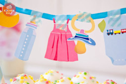 Best of Babyparty – unsere hübschesten DIY-Ideen