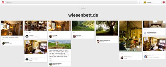 Norddeutschland Reiseplaner Tippps Wiesenbett