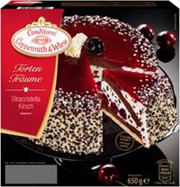 Coppenrath&Wiese Torten-Träume Stracciatella-Kirsch Verpackung