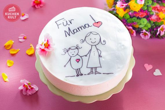 Tortenkunst zum Muttertag