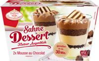 Sweet Bowl Desserts Schoko & Marzipan