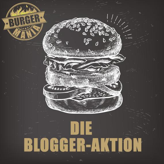 Blogger Aktion Coppenrath und Wiese Burger Mania
