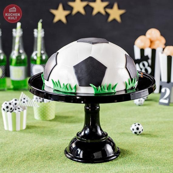 Fußball-Party 2016: Kuchen und Torten in Top-Form!