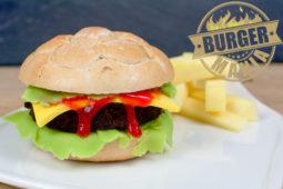 Cake Pop Burger Patties Rezept bei unserer BURGER-MANIA – Süßer Burger