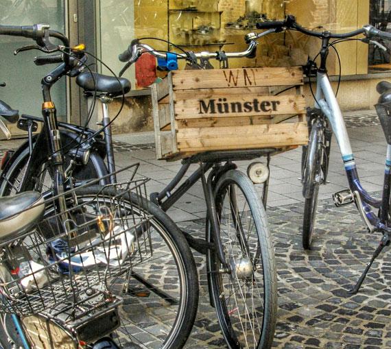 Münster Fahrradstadt