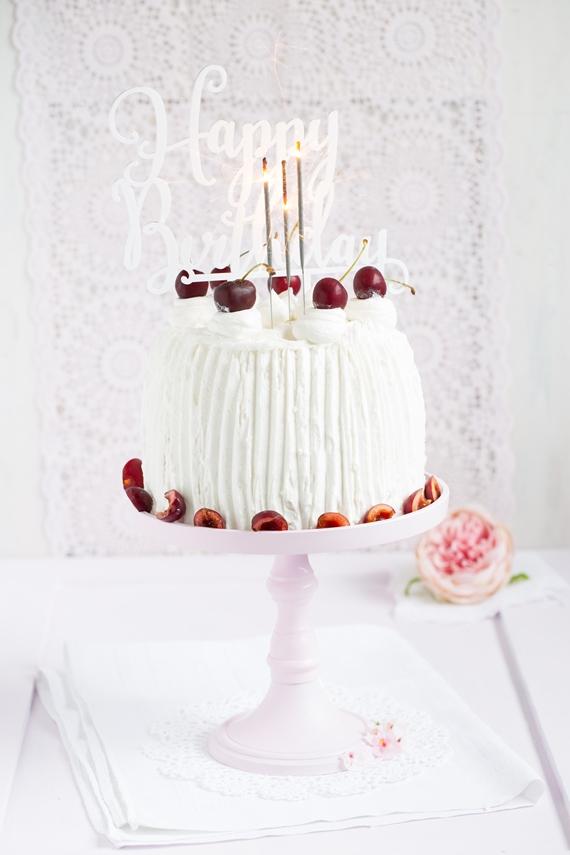 Coppenrath & Wiese Stracciatella-Kirsch-Torte, Lisbeths Cupcakes & Cookies, Blogger-Aktion
