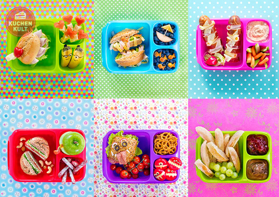 Bento Boxen – kreative Brotdosen to go