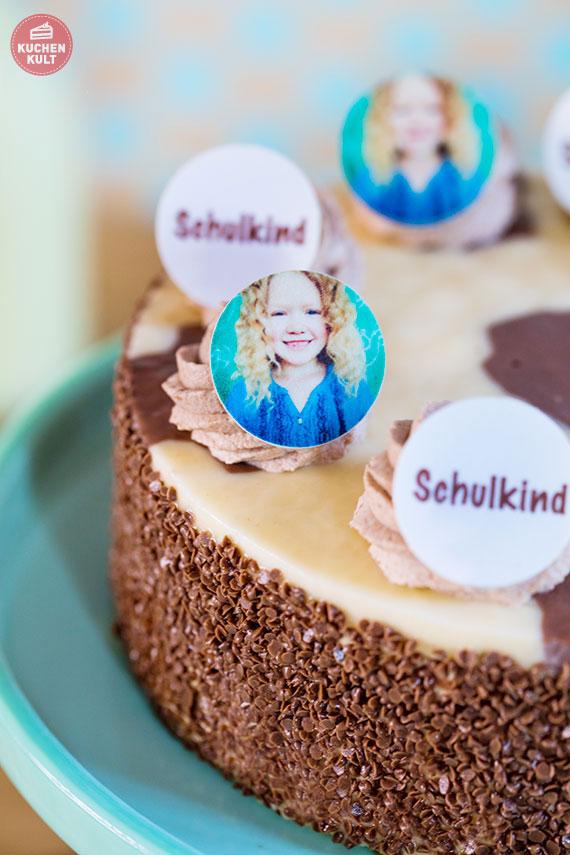 Torten Träume PAULA Fleckentorte Vanille-Schoko-Pudding Coppenrath und Wiese