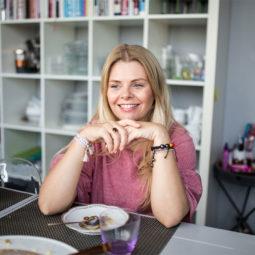 Auf ein Stück Kuchen bei: Anne-Sophie Briest 13