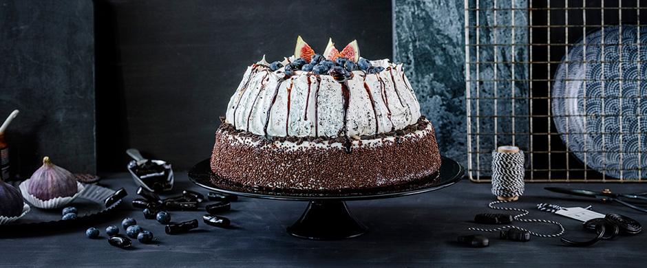 Lakritz-Special:Torte und Dessert treffen auf Lakritz